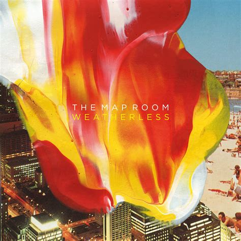 the map room the map room weatherless no label album review witchdoctor co nz