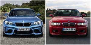 why the bmw m2 is and isn t a bmw e46 m3