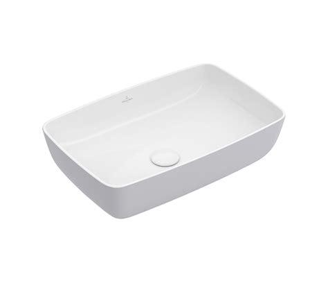 lavabo villeroy boch artis surface mounted washbasin wash basins from