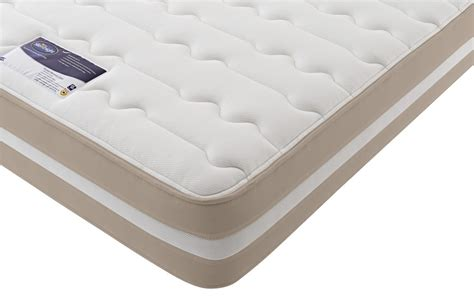 Pocket Sprung Sofa Bed by Silentnight London 2000 Mirapocket Memory Mattress