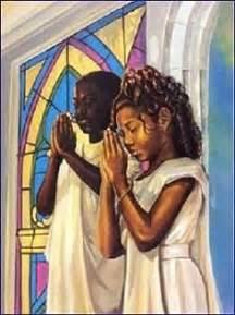 Clip art black art religious prints religious african american art