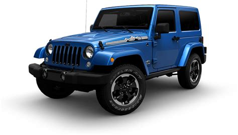 Jeep Wrangler Polar 2015 Jeep Wrangler And Wrangler Unlimited X Edition