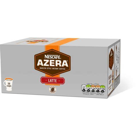 Moment Coffee Per Sachet nescaf 233 azera speciality latte sachets 50 each