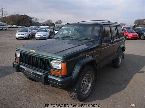 1994 Jeep For Sale Used 1994 Jeep Limited E 7mx For Sale Bf190520