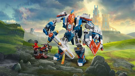 Lego 70327 The King S Mech Nexo Knights 1 what is the lego nexo knights theme