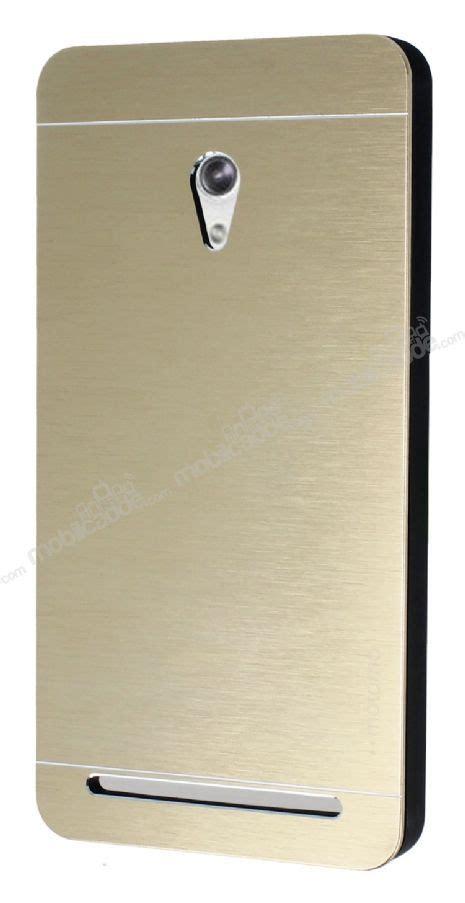 Motomo Metal Zenfone Max motomo asus zenfone 6 metal gold rubber k箟l箟f stoktan teslim