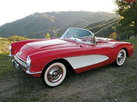 pictures of 1957 corvette 1957 corvette bred to race corvette fever magazine