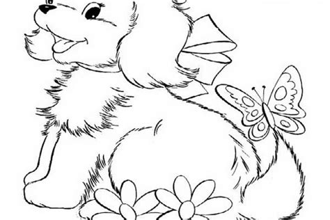 coloring pages of puppy love cute puppy coloring pages for trend 472353 171 coloring