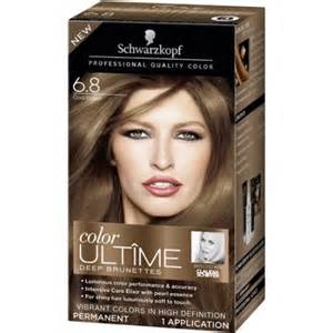 hair color walmart schwarzkopf color ultime brunettes hair coloring kit
