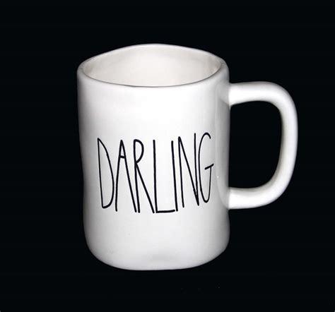 magenta rae dunn lrg magenta rae dunn script uneven unique mugs various