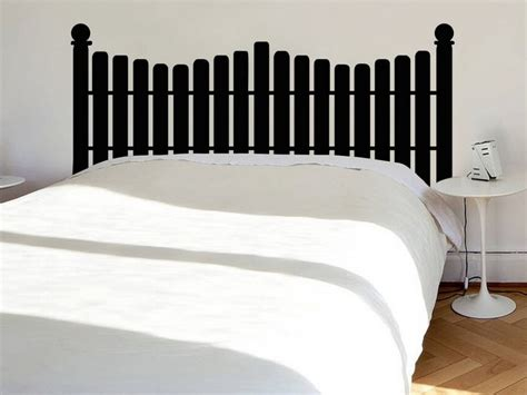 Picket Fence Headboard Picket Fence Headboard Home Design Ideas