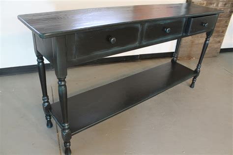 distressed wood sofa table living room amazing distressed wood sofa table for