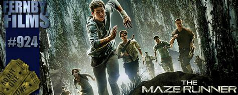 maze runner film explained movie review maze runner the fernby films