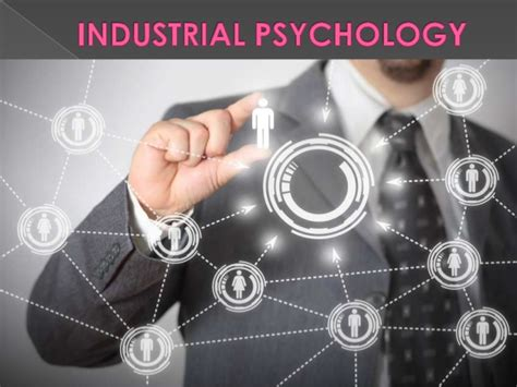 Industrial Organizational Psychology With Mba by Industrial Psychology