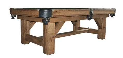 Billiards Furniture by Rustic Series Pool Tables Hotspring Spas And Pool Tables 2
