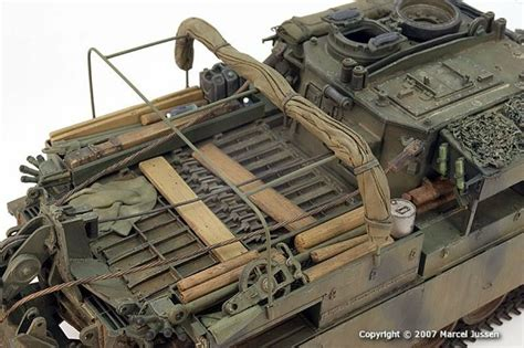 armorama british army infantry afghanistan by grant british centurion armored recovery vehicle mark 2
