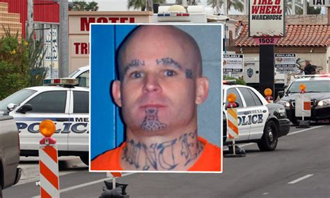 Arrest Records Mesa Az Mesa Shooting Id Suspected Gunman As Neo With Record The
