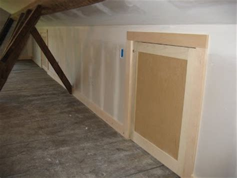 Attic Crawl Space Door by Knee Wall Door Bedroom Knee Walls Doors