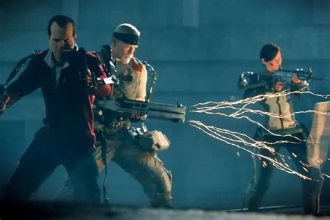 exo zombies infection call of duty advanced warfare unveils exo zombies