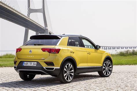 T Roc by Volkswagen T Roc Erfolgsrezept