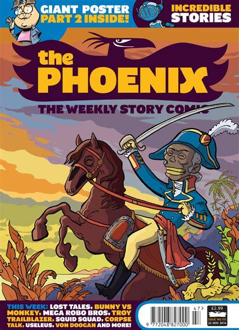 lost tales the phoenix 1910989193 phoenix friday dan boultwood s squid squad comics news digital spy