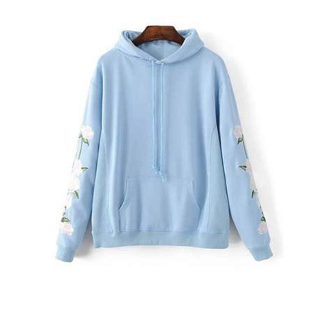 light blue sleeve sweater sweater blue fashion style sleeves light blue