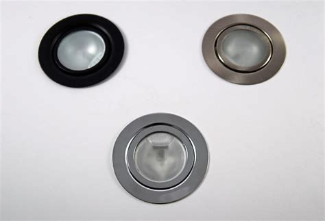 Kitchen Halogen Lights Kitchen Cabinet Cupboard Shelf Downlight Recessed 2x Halogen Light Kit Set Ebay