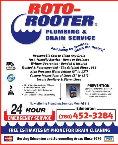 Roto Rooter Plumbing Drain Service by Roto Rooter Plumbing Drain Service 12609 127th Avenue