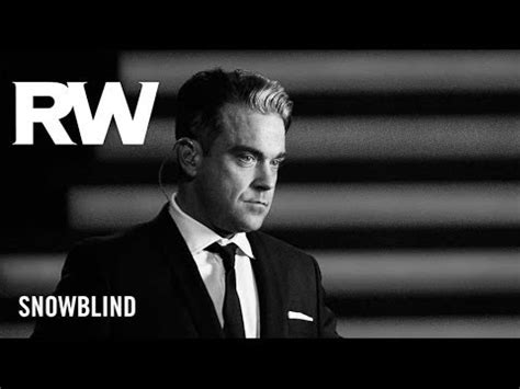 youtube robbie williams swing robbie williams snowblind swings both ways official