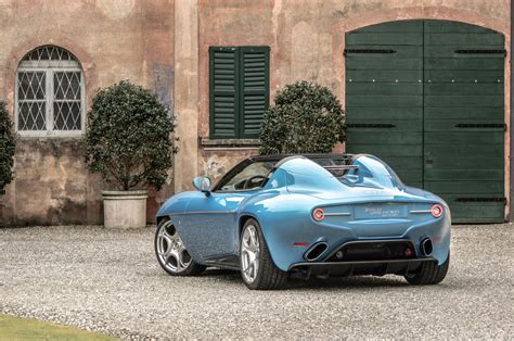 disco volante touring alfa romeo disco volante spyder by touring superleggera