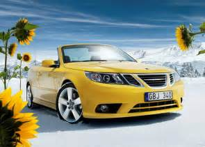 2008 saab 9 3 convertible yellow edition return of a classic
