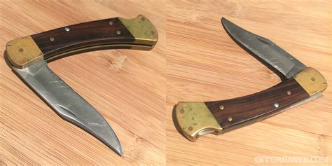 buck knife 110 new buck knives 101 fixed blade recoil offgrid