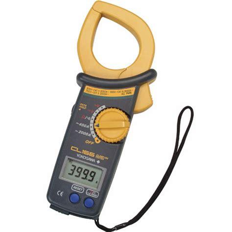Jual Cl Multimeter jual yokogawa cl155 ac cl meter meter digital