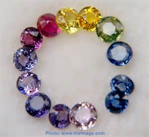 colors of sapphires sapphire info