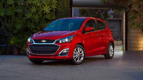 2019 Chevrolet Spark by 2019 Chevrolet Spark Motor1 Photos