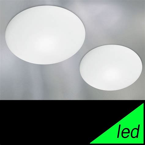 illuminazione a soffitto a led lada plafoniera led vetro bianco coccole antea luce