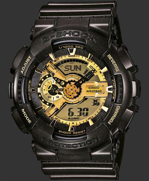 Casio G Shock Ga 110 Levis Brown g shock watches classic
