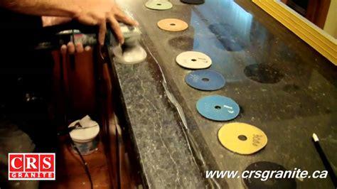 How To Repair Granite Countertop by Crs Granite How To Repair A On A Granite