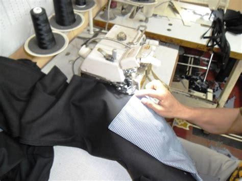 Mesin Jahit Pinggir cara menjahit memasang lengan pada jaket danitailor