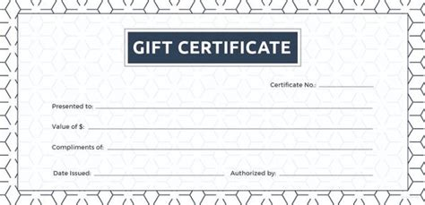 12 Blank Gift Certificate Templates Free Sle Exle Format Download Free Premium Gift Certificates Templates