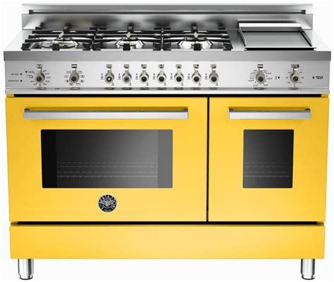 Oven Gas bertazzoni pro486gdfsgi 48 inch pro style dual fuel range