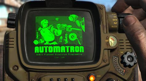 Fallout 4 Automatron Mini Game by Automatron Dlc Adds New Holotape Game To Fallout 4