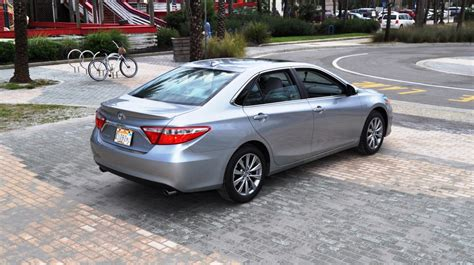 Toyota Camry 2015 Xle 2015 Toyota Camry Xle V6 28