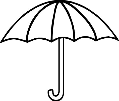 umbrella coloring pages printable summer umbrella coloring page wecoloringpage
