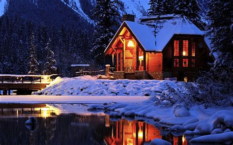 imagenes invierno hd windows 8 theme hd wallpapers nieve del invierno noche 1