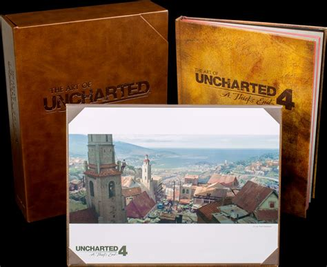 the art of uncharted the art of uncharted 4 bilder gamefront de