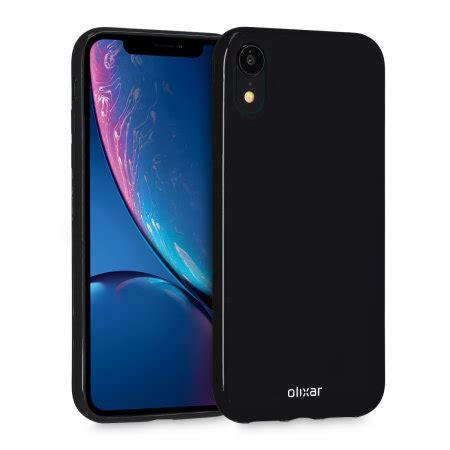 olixar flexishield iphone xr gel black reviews