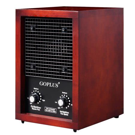 costway 3500sq ft air purifier ionic ozone ionizer cleaner fresh clean living home walmart