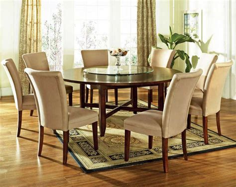 brown dining room table inspiring large dining room table design ideas to accommodate the entire your big family and