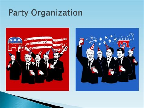 party organization chapter 5 section 5 chapter 5 political parties